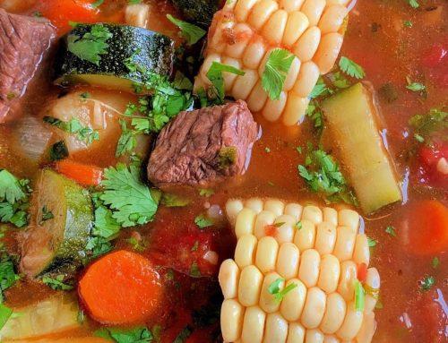 Beef Wedding Stew (Caldo de Res)