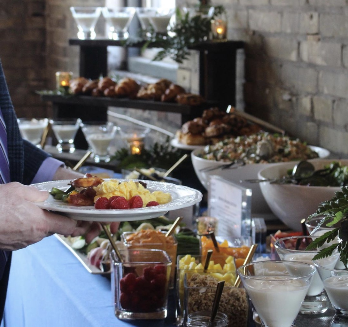 Brunch and Breakfast Catering